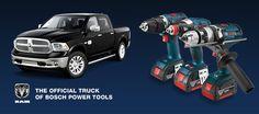 Win a 2014 or 2015 Dopge RAM Truck