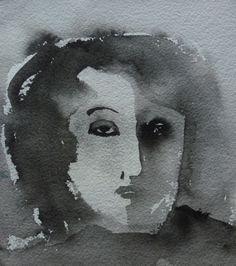 Mylady by Sirkkaliisa Virtanen, watercolor Watercolor Art, Art