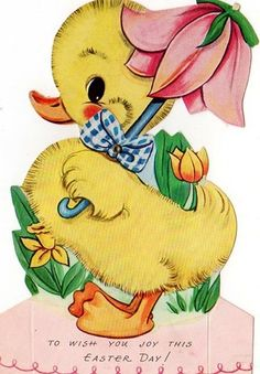 to wish yoy joy this easter day