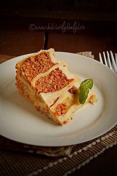 Cannelloni Cake