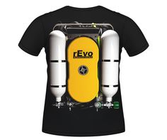 rEvolutionary T-shirt Men's T-Shirt #underwater #diving #scuba #scubadiving #afterdive #tshirt #octopus #diver #scubadiver #padi #cmas #revo #rebreather #revolutionary