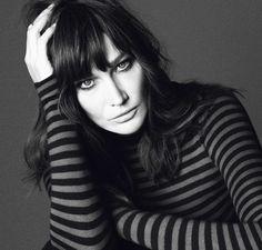 Carla Bruni Sarkozy Vogue Paris