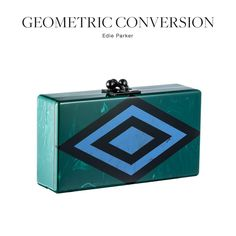 Edie Parker's Geometric Conversion