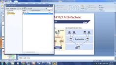 SAP SD Training 1 -  Introduction to ERP and SAP SD