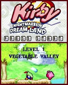 #kirby #nintendo #gba #game #gameboy #action #adventure #classic #emulator #PC ⠀ #New  #Reviews - #Fun #Finds - #Games and #More - #Read them all on my #blog ⠀ https://buff.ly/2mNodeh⠀ https://buff.ly/2mNCTdh