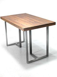 Biurko, stół industrialny -  Loftowe Meble Industrialne