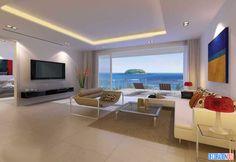 51 Photos Pour Trouver Le Meilleur Aménagement De Combles  House Endearing Big Living Room Designs Decorating Design