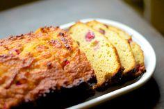 Orange-Cranberry Bread  #Virginiaisforhuntergatherers