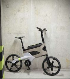 Peugeot's Latest Bicycle Features A Laptop Carrier