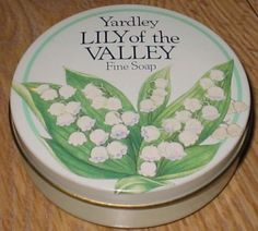 Yardley Lily of the valley soap