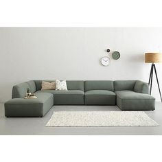 whkmp& OWN Town VII links Hoekbank links Town VII? Cozy Couch, Home And Living, Interior Design, Home Room Design, Home, Living Room Plants, Living Room Grey, Living Room Sofa Design, Sofa Design