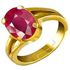 Buy PRAJAPATI GEMS Certified Unheated Untreated 7.25 Ratti 6.75 Carat A+ Quality Natural Burma Ruby Manik Loose Gemstone for Women and Men at Amazon.in Loose Gemstones, Natural Gemstones, Best Jewellery Online, Ruby Stone, Natural Earth, Bangles, Jewels, Amazon, Diamond