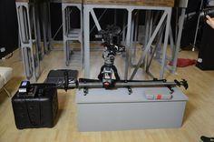 SmartSLIDER PRO 1300 with DigiDRIVE Motion Control under Heavy loads (Cartoni Fluid Head, Sony PMW-F3, Nikon 80 - 200)