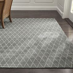 Tie your space together with area rugs from Crate and Barrel. Browse small and large rugs in a variety of colors and styles. Order online.