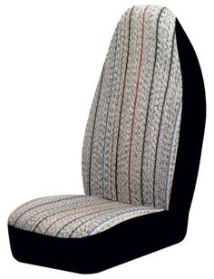 Auto Expressions 804408 Multi Color Saddle Blanket Universal Bucket Seat Covers Kit