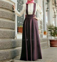 Welcome to Modanisa Islamic Fashion, Muslim Fashion, Modest Fashion, Fashion Dresses, Hijab Elegante, Hijab Chic, Hijab Dress, Dress Outfits, The Dress