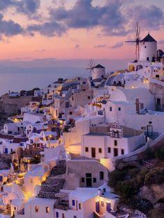 Fantasy Spring Break Ideas - Mykonos, Greece