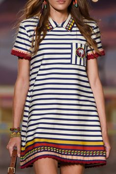 Tommy Hilfiger at New York Spring 2016 (Details)
