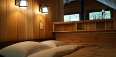 Upstairs bedroom with a Queen bed. Elise Cabin is the only one with two Queen beds. Luxury Cabin, Upstairs Bedroom, Queen Beds, British Columbia, Acre, Rustic, Country Primitive, Retro, Farmhouse Style