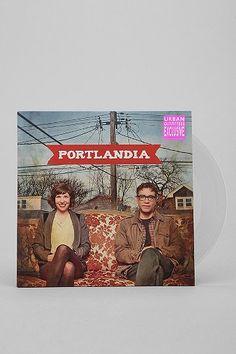 """Portlandia 7"""" Vinyl"""