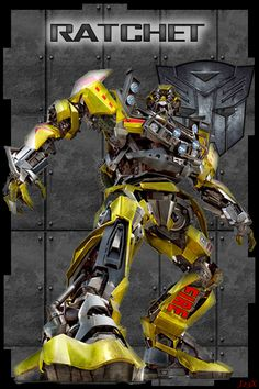 Ratchet Transformers Picture by ~james23x on deviantART