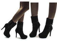 botas femininas -