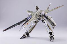 DX Chogokin Macross Frontier VF-25A Messiah Valkyrie Regular Type Bandai EMS$15 | eBay