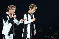 [HQ PICS] 141119 2014 JYJ Japan Dome Tour ~一期一会~ Concert in Tokyo (Day 2)