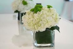 hydrangea centerpieces - Google Search