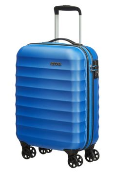 American Tourister Palm Valley Spinner 55cm Cool Blue