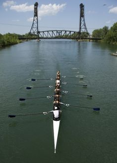 Row that way  #rowing