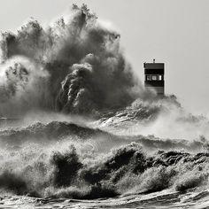 Lighthouse... by Saqqarah , via 500px