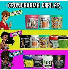 Cronograma produtos Lola Cosmetcs