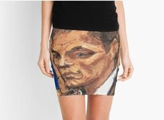 Infamous 'Tom Brady Court Sketch' now a delightful $35 skirt.