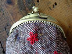 Tutorial: DIY Coin Purse annekata
