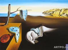 Artpro Advertising Poster inspired by Dali