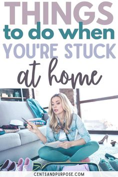 Need some fun stuff to do while social distancing? Here is a huge list of things to do when you're bored at home and stuck inside. This post has 59 fun indoor activities for teens and adults to pass the time. Activities For Teens Things To Do Inside, Things To Do When Bored, Things To Do At Home, Free Things To Do, Stuff To Do, Fun Stuff, Cheap Things, Fun Things, Indoor Activities For Adults