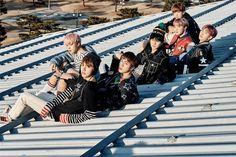 Fanfic / Fanfiction Sete garotos para sete garotas