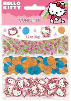 BESTSELLER! Hello Kitty Value Confetti (Multi-col... $2.54