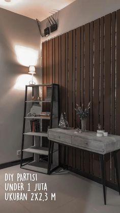 Diy Wall Art, Diy Wall Decor, Room Decor, Japanese Interior Design, Home Interior Design, Diy Furniture, Furniture Design, Home Design Plans, Living Room Paint