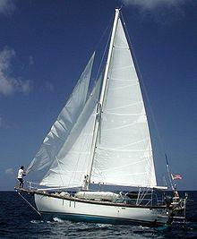 .......cruising  Westsail 32