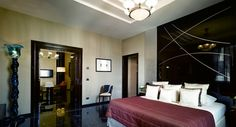 Photo Gallery - Regina Hotel Baglioni Rome, 5* luxury hotel - Suite