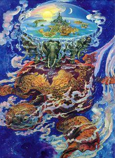 Josh Kirby - Discworld