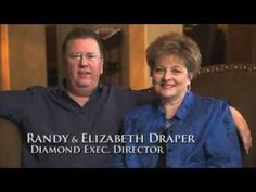 """What a testimony to God their lives have been. Many of you have been directly blessed by the Drapers! """"Realize the amazing opportunity you have to change your life & make a difference. We feel we've been led here to discover the greatness that lies within us & to help others do the same. We've found hope & light during some difficult times & we take responsibility to share the benefits of this opportunity. Wake up every day & feel blessed & grateful that you're a part of a great…"""