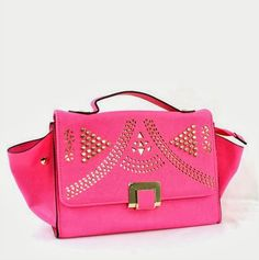ShopChameleon...where fashion accessories transform you!: Fashion Accessory Of The Day: Crush Small Tote Bag