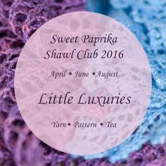 We don't currently have any yarn clubs open. Past clubs include the 2016 Little Luxuries Shawl Club, 2015 Meditations Sweater Club and the 2014 Impressionist Sweater Club. Hand Dyed Yarn, Knitted Shawls, Yarn Crafts, Knitting Patterns, Fancy, Club, Knit Shawls, Knit Scarves, Cable Knitting Patterns
