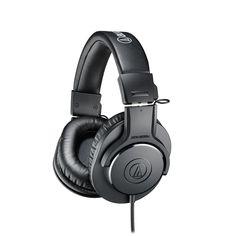 [HEADPHONES] Audio-Technica ATH-M20x - $49 - Audio-Technica ATH-M20x Headphone, Accessories