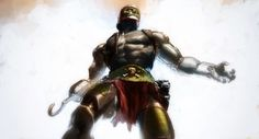 He-Man and the Masters of the Universe Art / Gerald Parel / The Superslice