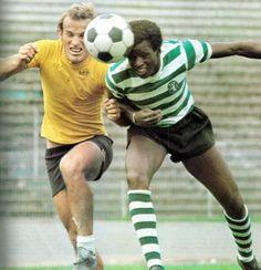 Salif Keita - Sporting Best Club, Lisbon, Sorting, Football, Running, Sports, Party, Hs Football, Racing