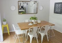 The dining room ideas is an area that lends itself to play with decoration , combining elements of very different types (table, several chairs, hanging lamps, table centers, textiles, etc.) that enhance creativity when designing. As we know, light for dining rooms decoration will affect the way...
